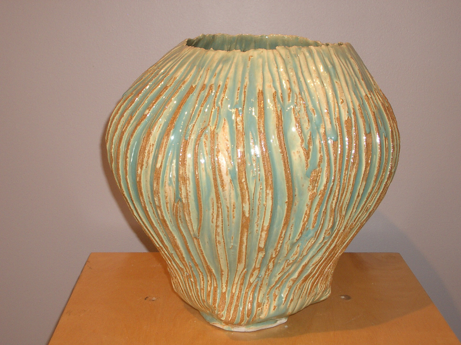 Danyel Dean | Ceramics | Pottery | Santa Barbara, California | Stretched Pot