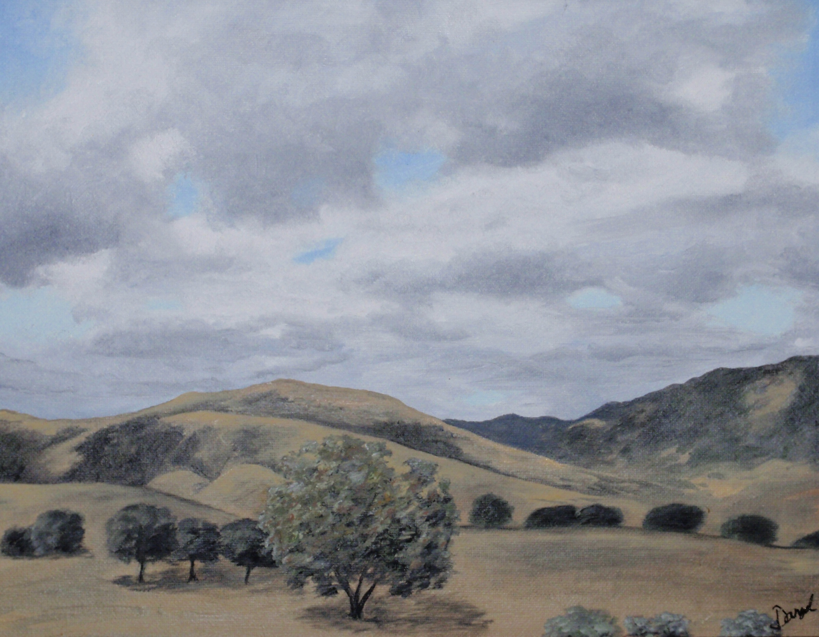 Danyel Dean | Paintings | Santa Barbara, California | Smithers
